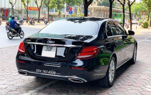 Bán Mercedes E200 2018 màu đen, chính chủ, biển Hà Nội, giá tốt7