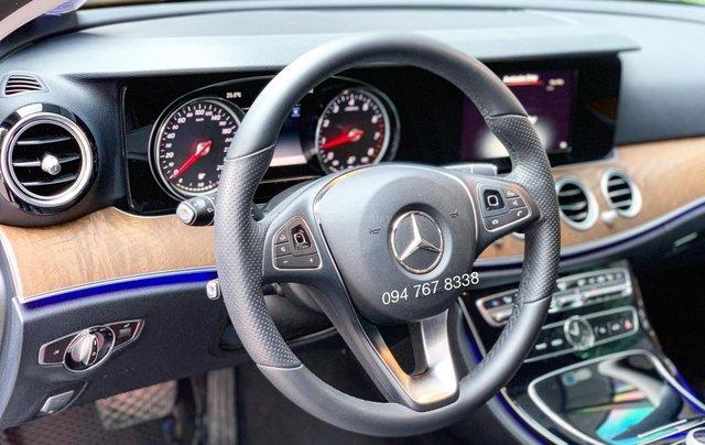Bán Mercedes E200 2018 màu đen, chính chủ, biển Hà Nội, giá tốt5