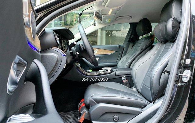 Bán Mercedes E200 2018 màu đen, chính chủ, biển Hà Nội, giá tốt3