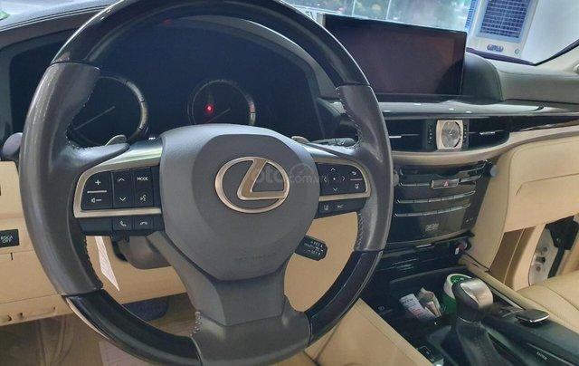 Bán Lexus LX570 Trung Đông sản xuất 2016, đăng ký T1/2019, siêu mới 99,999%7