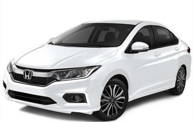 Honda Mỹ Đình: Bán Honda City TOP đời 2019, màu trắng, khuyến mại tốt nhất Hà Nội, hỗ trợ trả góp ưu đãi1