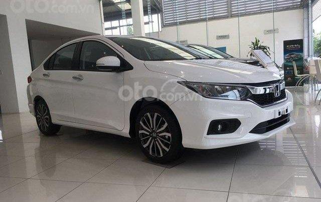 Honda Mỹ Đình: Bán Honda City TOP đời 2019, màu trắng, khuyến mại tốt nhất Hà Nội, hỗ trợ trả góp ưu đãi4