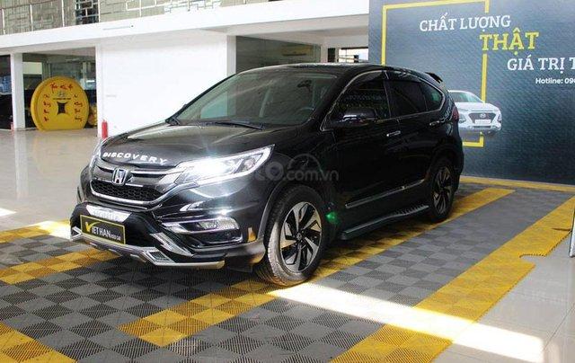 Honda CRV TG 2.4L 2017, xe quá ngon quá chất, trả góp 70% quá dễ mua0