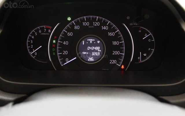 Honda CRV TG 2.4L 2017, xe quá ngon quá chất, trả góp 70% quá dễ mua8