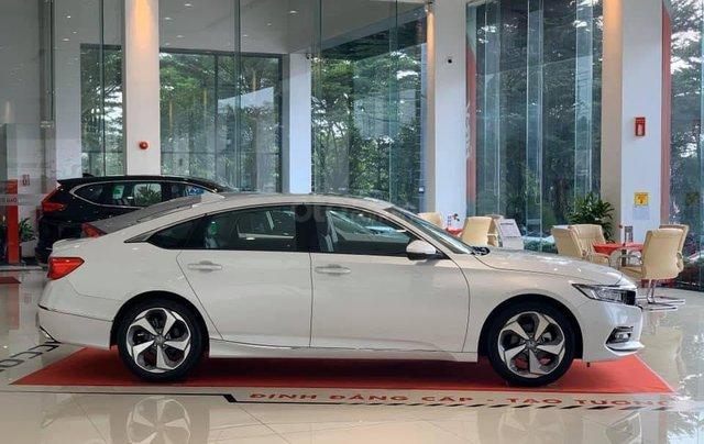 [Đồng Nai] Honda Accord 2020 màu trắng giá 1 tỷ 329 triệu, nhiều ưu đãi, giao ngay, hỗ trợ vay 85%2