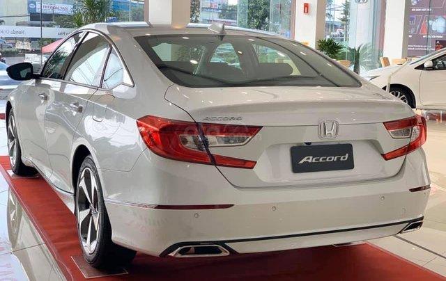 [Đồng Nai] Honda Accord 2020 màu trắng giá 1 tỷ 329 triệu, nhiều ưu đãi, giao ngay, hỗ trợ vay 85%3