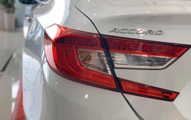 [Đồng Nai] Honda Accord 2020 màu trắng giá 1 tỷ 329 triệu, nhiều ưu đãi, giao ngay, hỗ trợ vay 85%5