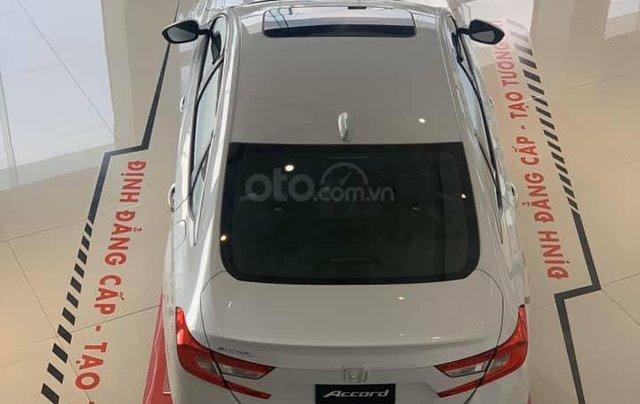 [Đồng Nai] Honda Accord 2020 màu trắng giá 1 tỷ 329 triệu, nhiều ưu đãi, giao ngay, hỗ trợ vay 85%4