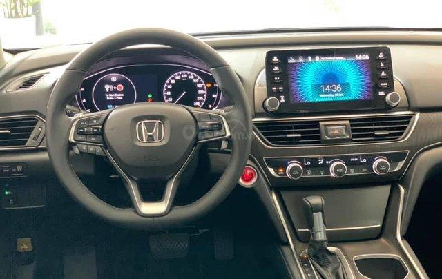 [Đồng Nai] Honda Accord 2020 màu trắng giá 1 tỷ 329 triệu, nhiều ưu đãi, giao ngay, hỗ trợ vay 85%8