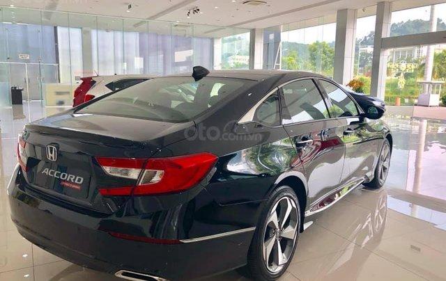 Bán Honda Accord 2020 Đồng Nai màu đen, giao ngay giá 1,319 triệu, ưu đãi cực tốt, hỗ trợ vay 85%4