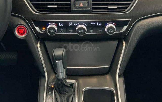 Bán Honda Accord 2020 Đồng Nai màu đen, giao ngay giá 1,319 triệu, ưu đãi cực tốt, hỗ trợ vay 85%5