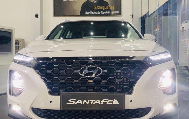 Cần bán nhanh chiếc xe Hyundai Santa Fe sản xuất năm 2019 - Giá cạnh tranh0