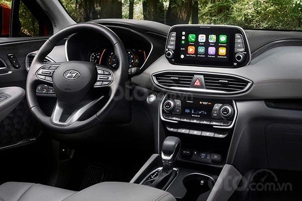 Cần bán nhanh chiếc xe Hyundai Santa Fe sản xuất năm 2019 - Giá cạnh tranh3
