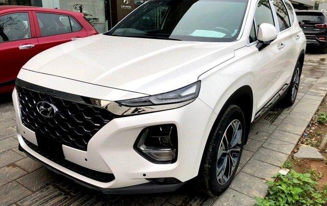 Cần bán nhanh chiếc xe Hyundai Santa Fe sản xuất năm 2019 - Giá cạnh tranh5