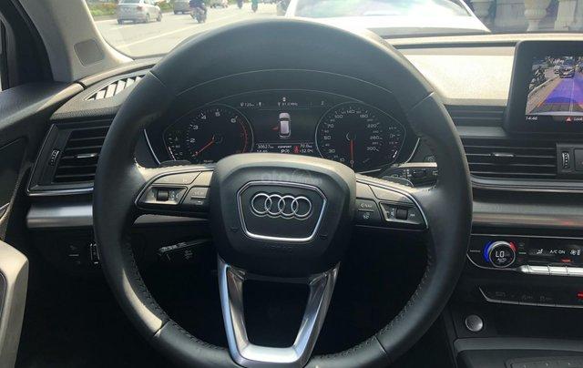 Bán Audi Q5 2.0 TFSI 2017, màu trắng, nhập khẩu0