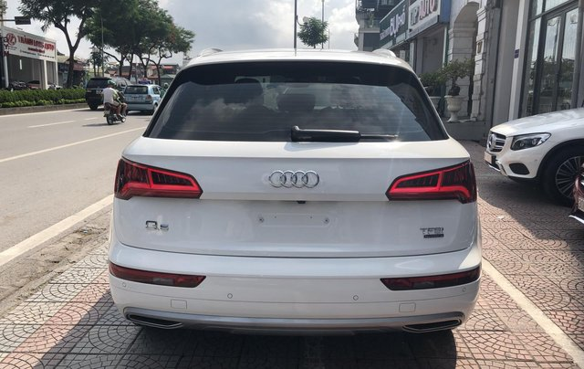 Bán Audi Q5 2.0 TFSI 2017, màu trắng, nhập khẩu6