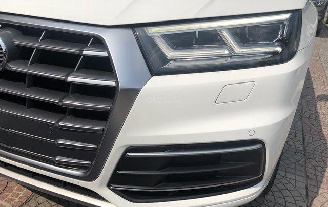 Bán Audi Q5 2.0 TFSI 2017, màu trắng, nhập khẩu5