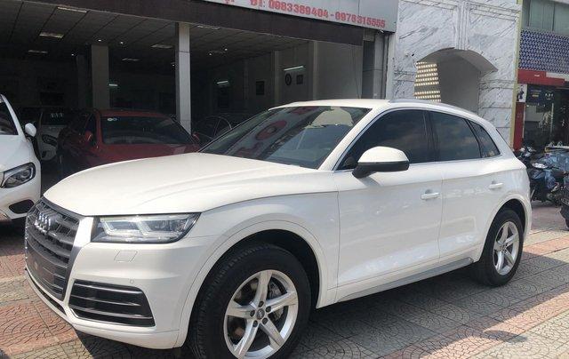 Bán Audi Q5 2.0 TFSI 2017, màu trắng, nhập khẩu7