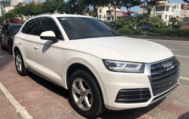 Bán Audi Q5 2.0 TFSI 2017, màu trắng, nhập khẩu9