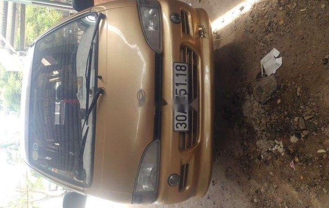 Cần bán Daihatsu Citivan sản xuất 2002 số sàn, giá 65tr, xe còn nguyên bản5