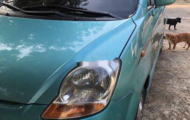 Bán xe Daewoo Matiz AT đời 2005, màu xanh lam, nhập khẩu nguyên chiếc3