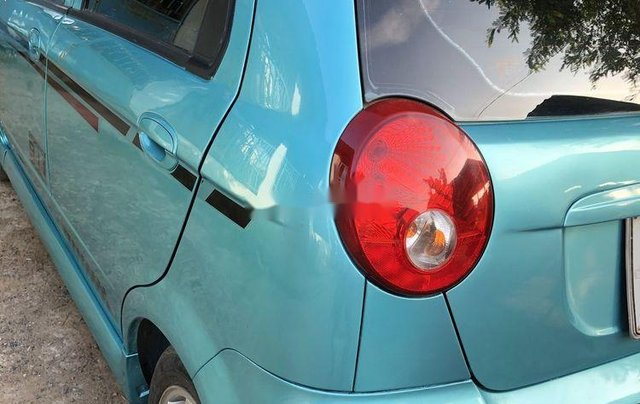 Bán xe Daewoo Matiz AT đời 2005, màu xanh lam, nhập khẩu nguyên chiếc8