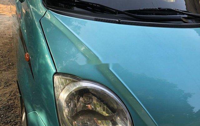 Bán xe Daewoo Matiz AT đời 2005, màu xanh lam, nhập khẩu nguyên chiếc4