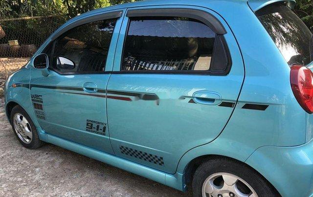 Bán xe Daewoo Matiz AT đời 2005, màu xanh lam, nhập khẩu nguyên chiếc1