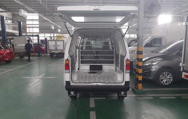 Xe tải Suzuki van chạy giờ cấm trong thành phố giao ngay1