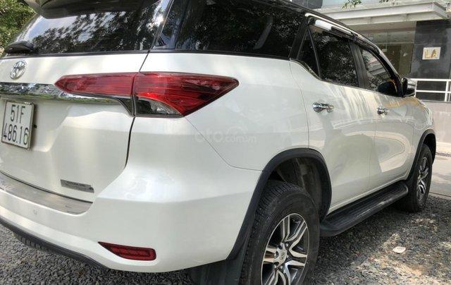 City Ford Used Car bán Toyota Fortuner 2.7V (4x2) năm 2017 nhập khẩu trả góp, xe còn bảo hành hãng1