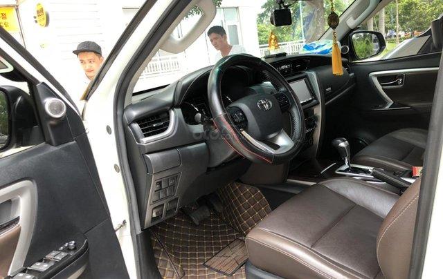 City Ford Used Car bán Toyota Fortuner 2.7V (4x2) năm 2017 nhập khẩu trả góp, xe còn bảo hành hãng9