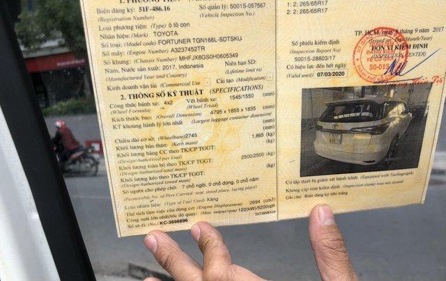 City Ford Used Car bán Toyota Fortuner 2.7V (4x2) năm 2017 nhập khẩu trả góp, xe còn bảo hành hãng10