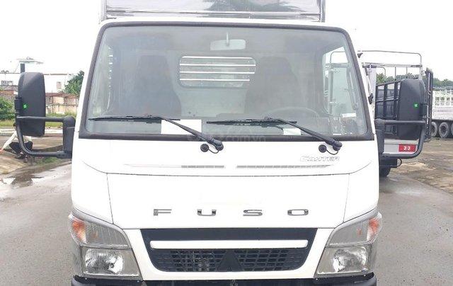 Xe tải Fuso Canter Mitsubishi 4.99 tải trọng 2.1 tấn 2019, hỗ trợ trả góp tặng 1000 lít dầu5