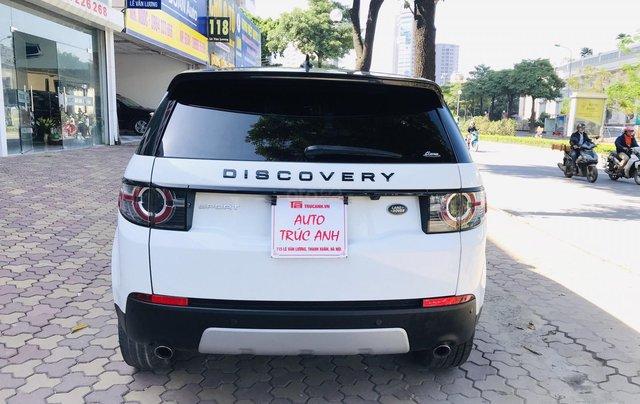 LandRover Discovery Sport HSE nhập khẩu, sản xuất 2015 model 2016, bản 7 chỗ, đi 50.823km8