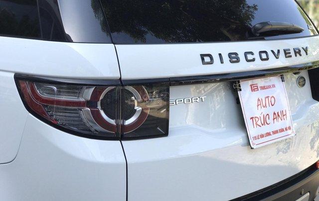 LandRover Discovery Sport HSE nhập khẩu, sản xuất 2015 model 2016, bản 7 chỗ, đi 50.823km5