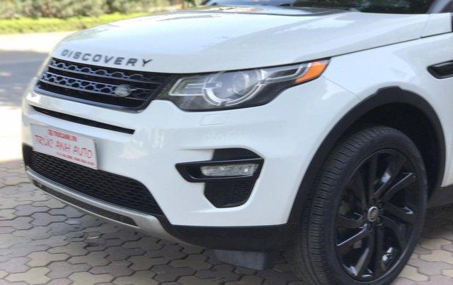 LandRover Discovery Sport HSE nhập khẩu, sản xuất 2015 model 2016, bản 7 chỗ, đi 50.823km4