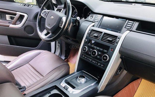 LandRover Discovery Sport HSE nhập khẩu, sản xuất 2015 model 2016, bản 7 chỗ, đi 50.823km21