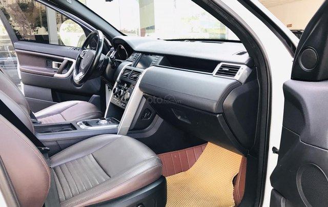 LandRover Discovery Sport HSE nhập khẩu, sản xuất 2015 model 2016, bản 7 chỗ, đi 50.823km20