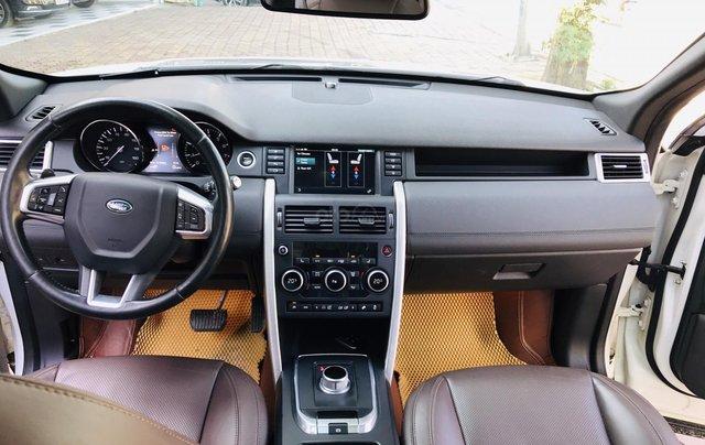 LandRover Discovery Sport HSE nhập khẩu, sản xuất 2015 model 2016, bản 7 chỗ, đi 50.823km17