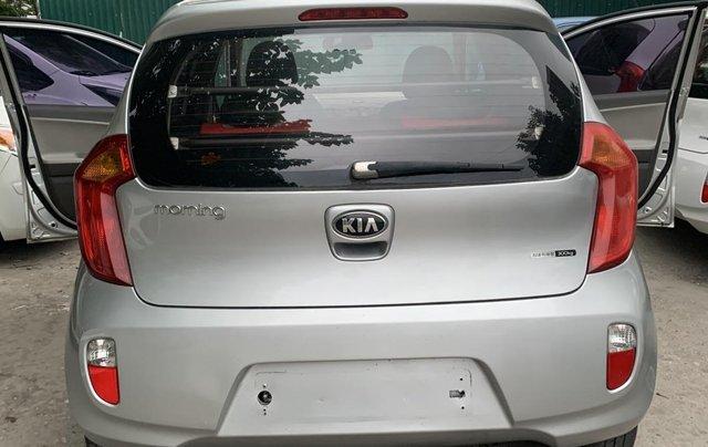 Bán xe Kia Morning Van đời 2012, màu bạc, nhập khẩu7