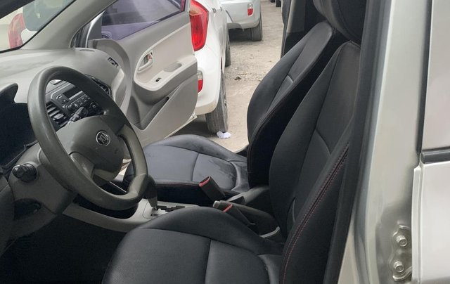 Bán xe Kia Morning Van đời 2012, màu bạc, nhập khẩu9