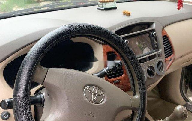 Bán Toyota Innova 2008, màu bạc, nhập khẩu nguyên chiếc  6