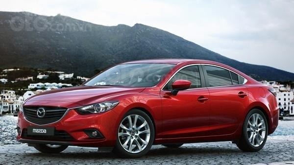 [ Mazda HN ] Mazda 6 Luxury sẵn xe giao ngay, hỗ trợ trả góp, thủ tục A-Z. Hotline: 09678.41.2461