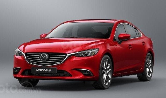 [ Mazda HN ] Mazda 6 Luxury sẵn xe giao ngay, hỗ trợ trả góp, thủ tục A-Z. Hotline: 09678.41.2462