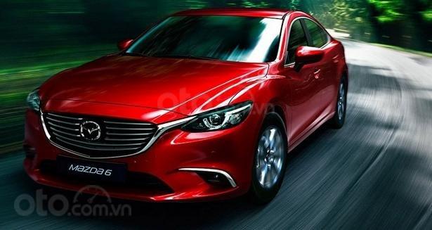 [ Mazda HN ] Mazda 6 Luxury sẵn xe giao ngay, hỗ trợ trả góp, thủ tục A-Z. Hotline: 09678.41.2463