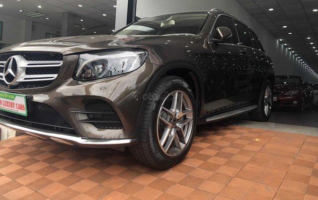 Cần bán Mercedes-Benz GLC 300 2017, siêu mới2
