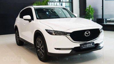 [Mazda Lê Văn Lương] Mazda CX5 IPM 2019 - hỗ trợ trả góp 85%, sở hữu xe chỉ từ 260 triệu0