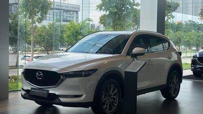 [Mazda Lê Văn Lương] Mazda CX5 IPM 2019 - hỗ trợ trả góp 85%, sở hữu xe chỉ từ 260 triệu1
