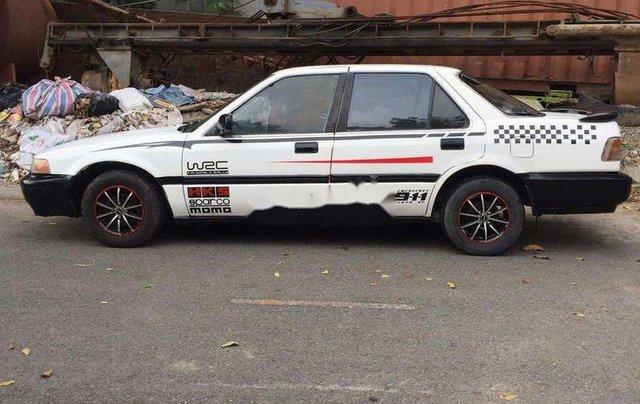 Gia đình bán Honda Accord năm sản xuất 1989, màu trắng, xe nhập1