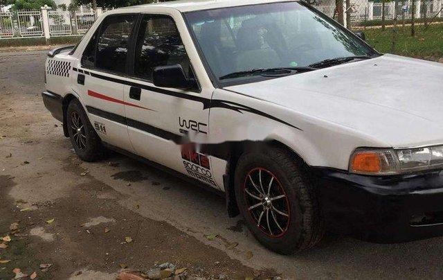 Gia đình bán Honda Accord năm sản xuất 1989, màu trắng, xe nhập6